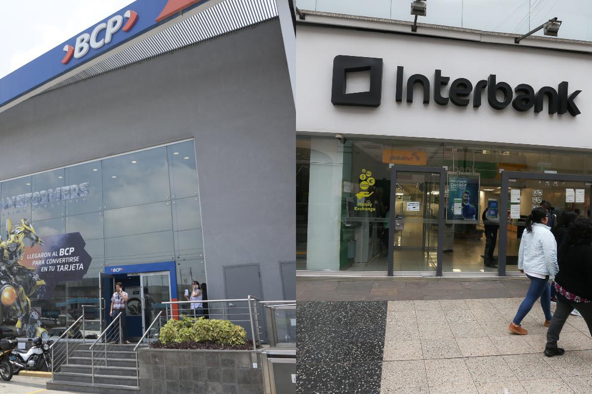 BCP e Interbank